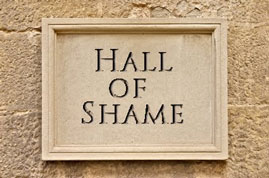 Hall of Shame-Dating Story #1