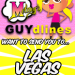 ToadHopNetwork is now a sponsor to the Las Vegas contest #guydlines giveaway!