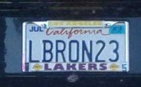 REAL LAKER FAN!