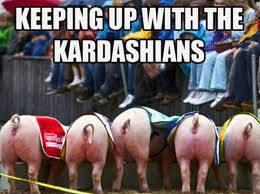 people likes celebrity memes - kardashians