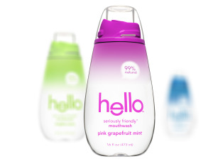 hello oral care products=