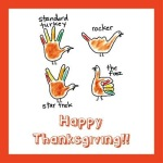 Thanksgiving 2013 – Thanks & almost full