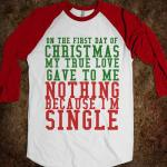 Being Single for the Holidays-Yeah?!