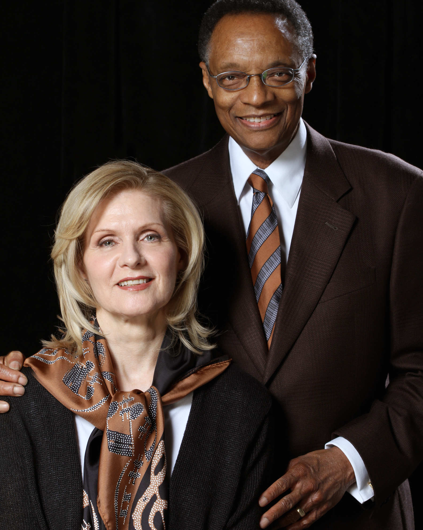 Jan and Ramsey Lewis