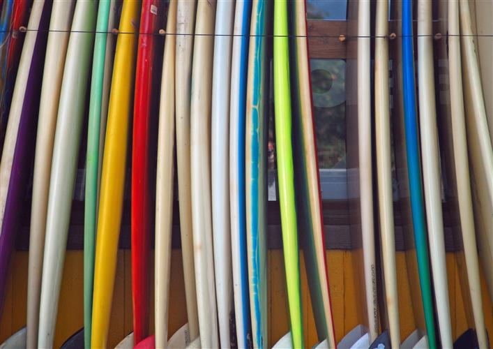 SURFBOARDS by Jack Androvich