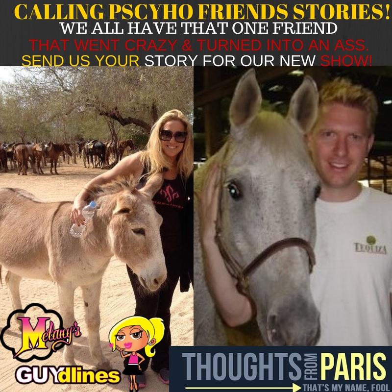pyscho friend stories