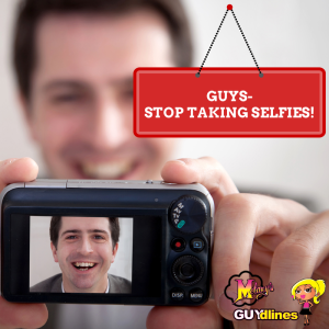 stop taking selfies guys