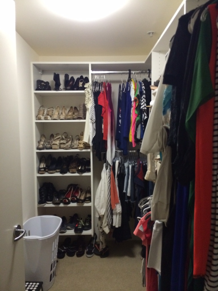 Closet one - OCD