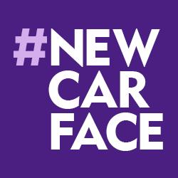 new car face