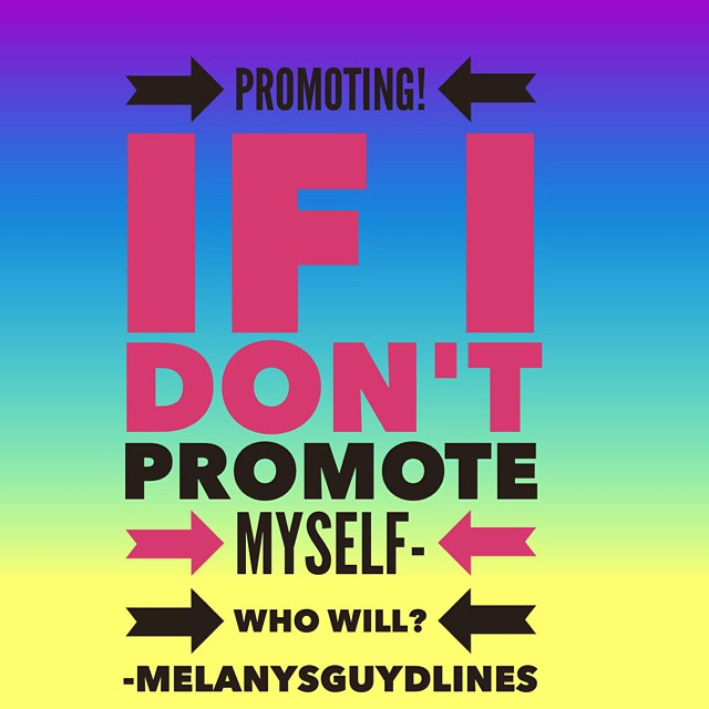 Why people like memes: If I dont promote myself. Who will?