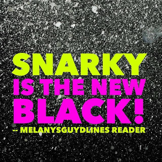Why people like memes- snarky is the new black