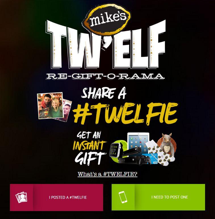 #twelfie