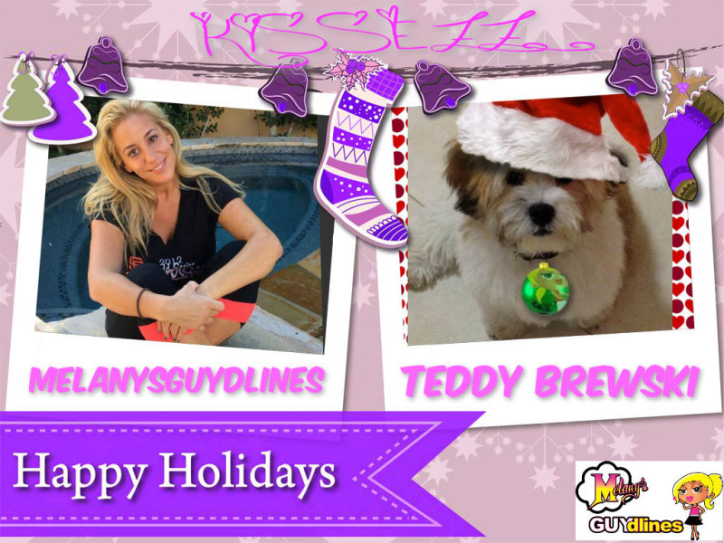 happy holidays and pawlidays