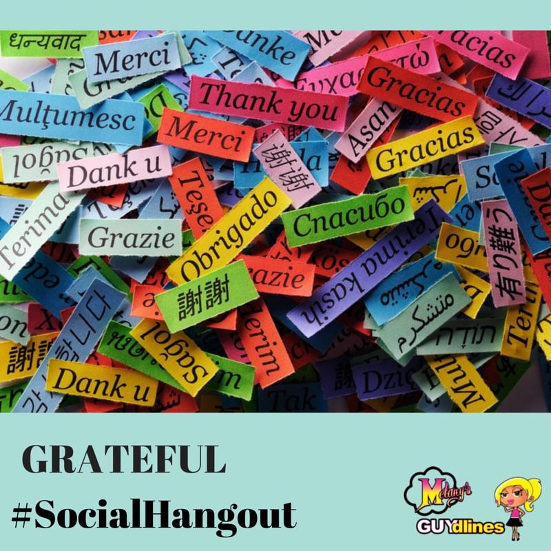 Grateful: #SocialHangout Trending on Twitter For 7 Hours