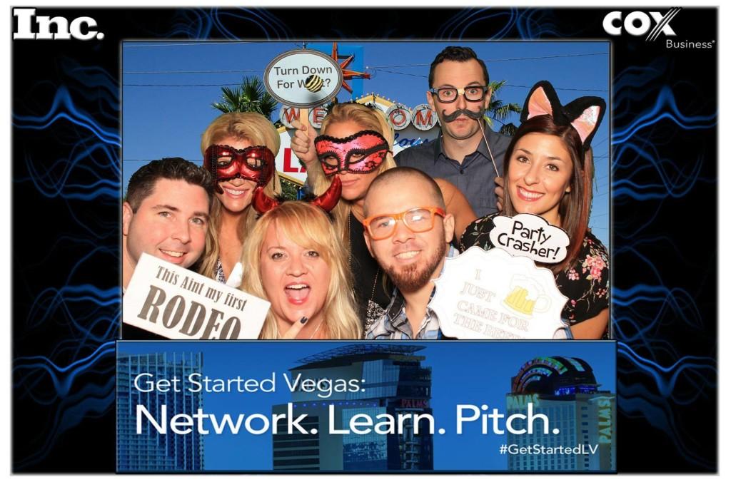 Las Vegas! #getstartedlasvegas wit Cox Business and Inc Magazine