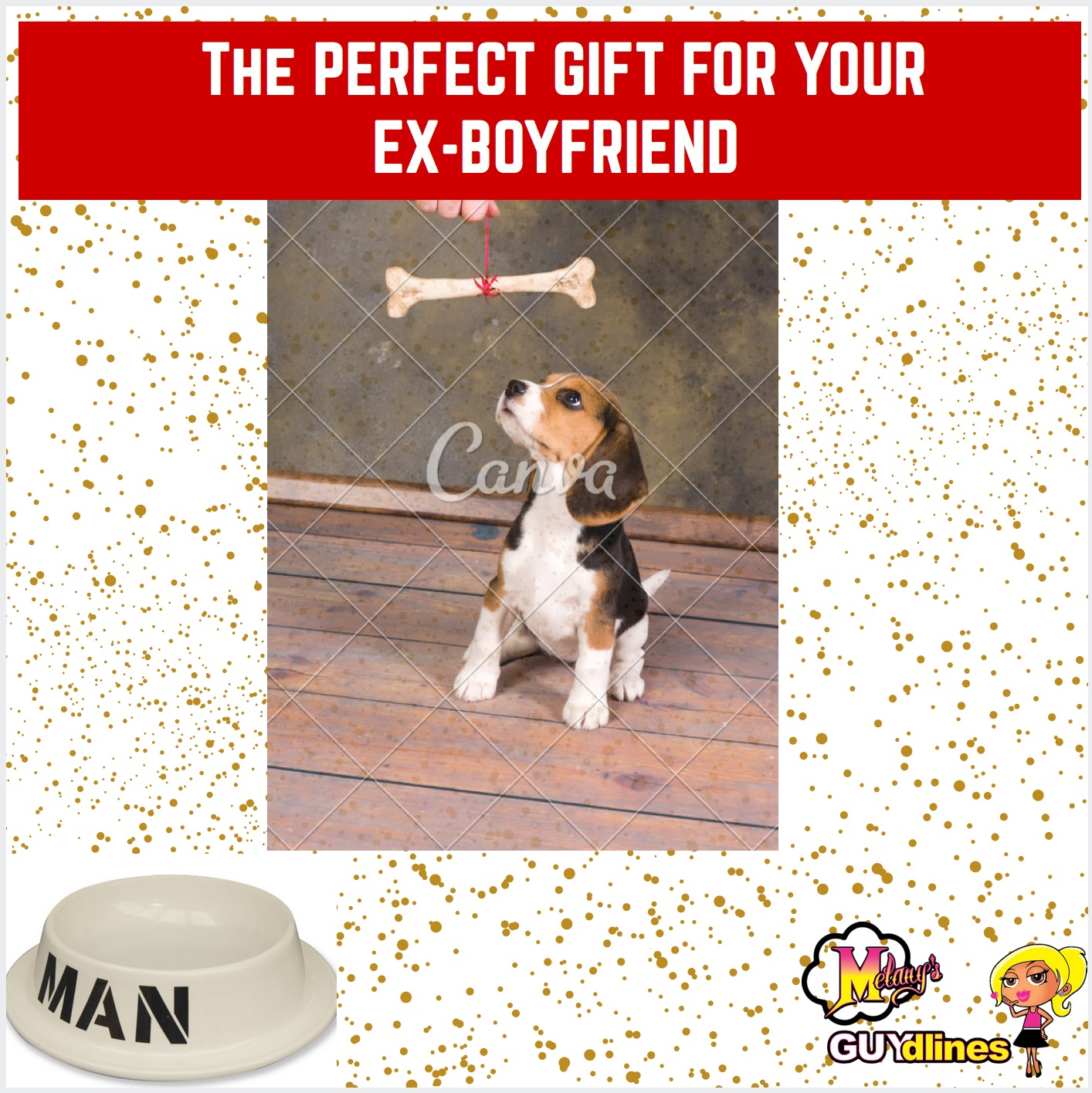 The perfect gift for your ex boyfriend the man bowl for Perfect gift to get your boyfriend