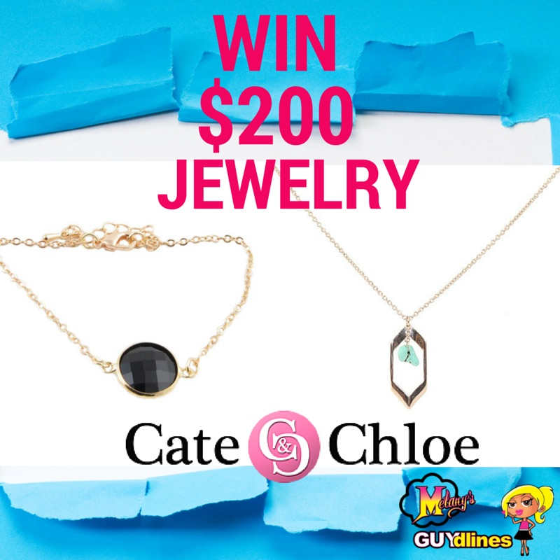 Win $200 Worth of Gold Jewelry from Cate & Chloe