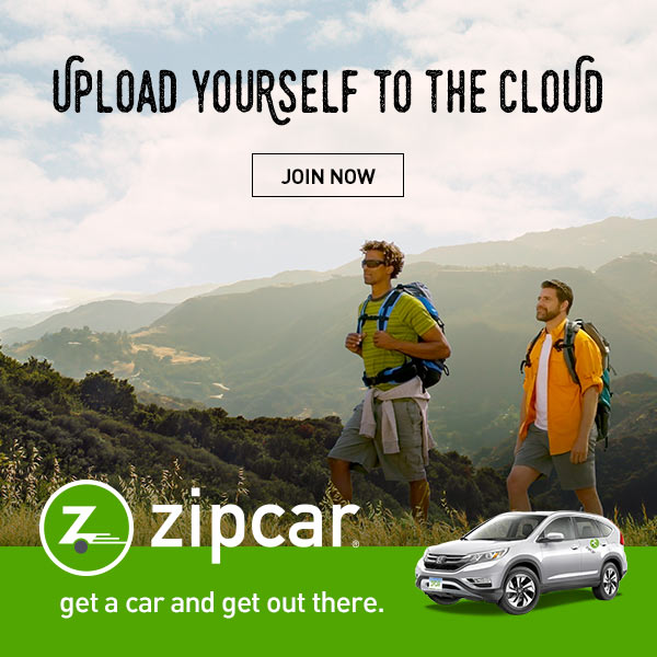 Zipcar: $25 Off Wheels When You Want Them