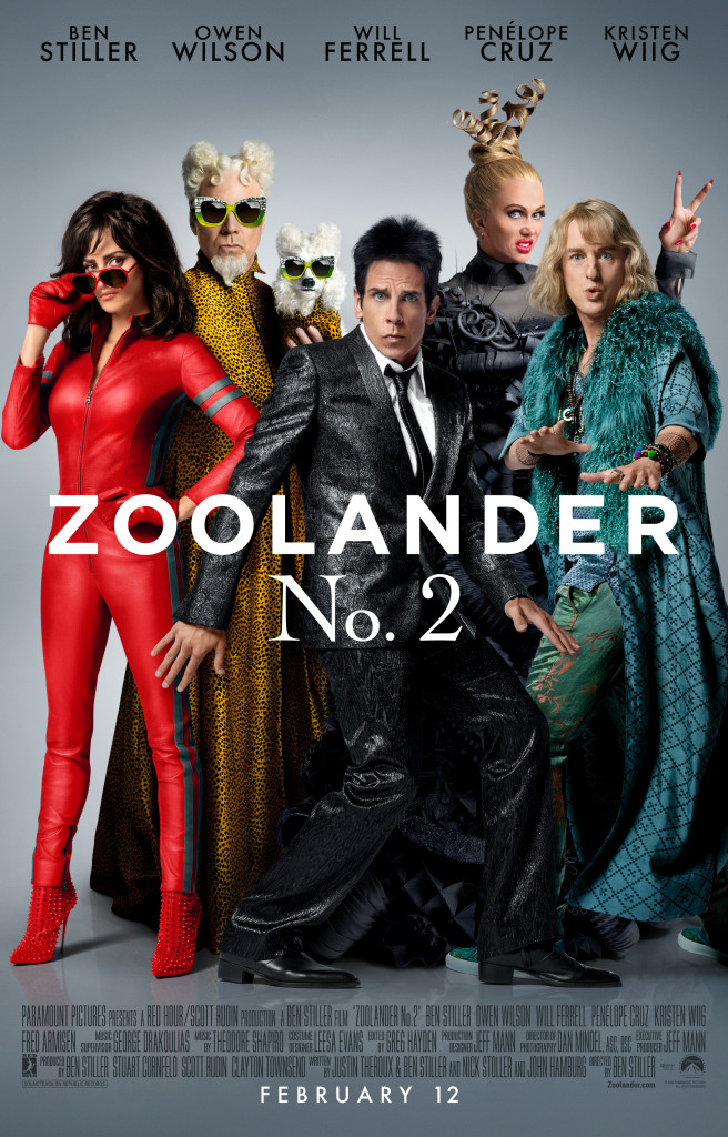 Win ZOOLANDER 2: Phoenix, AZ. VIP Screening Tickets & Prize Pack