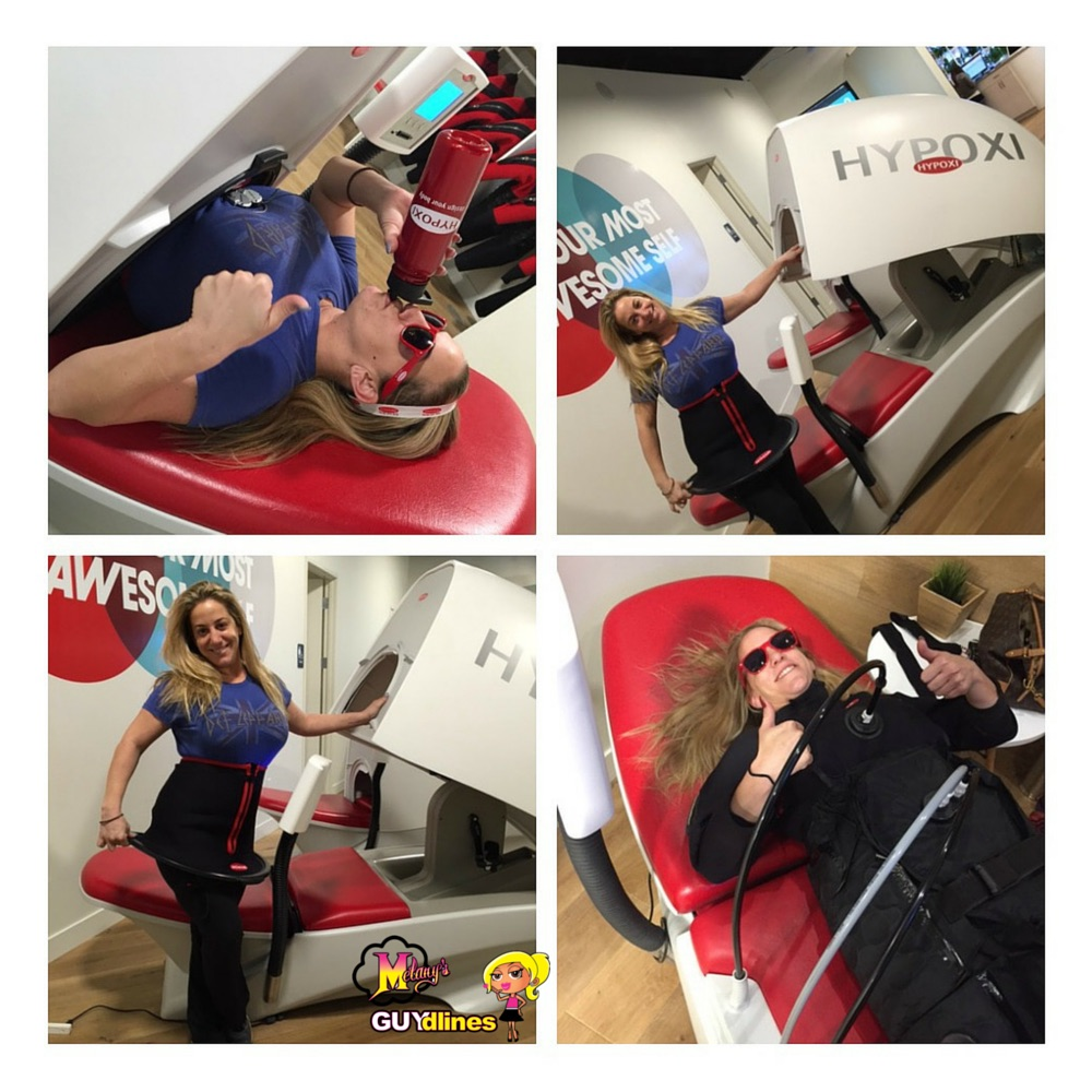 Be Your Most Awesome Self with Hypoxi!