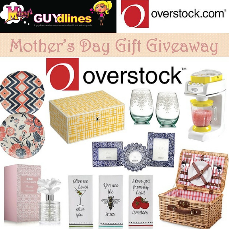 Win Overstock Mother's Day basket worth $325