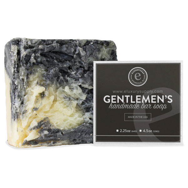 Gentlemen's Face, Body & Shampoo Bar