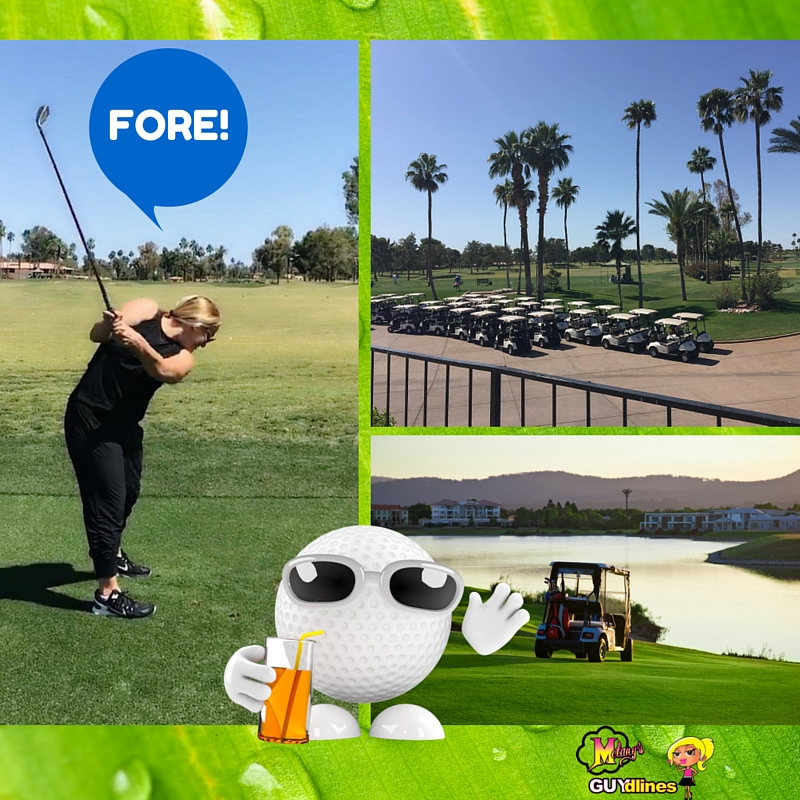 FORE: Gone Golfing