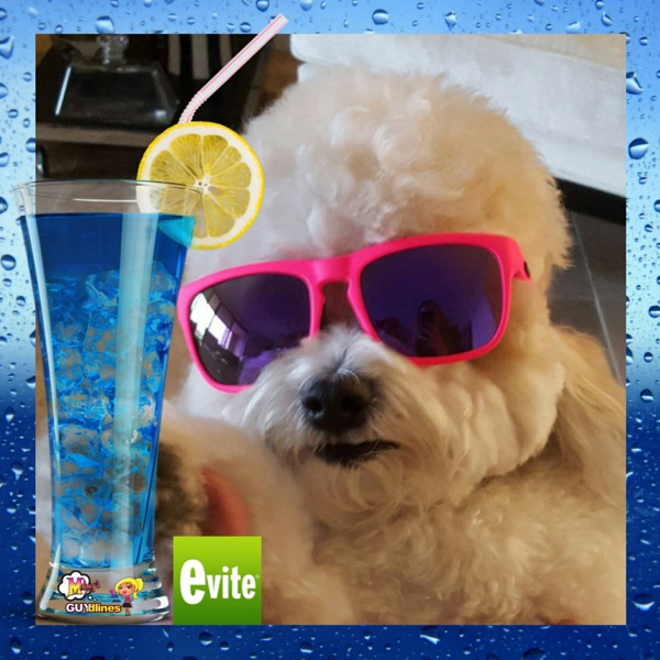 Throw a Pet Pawty With Evite Invitations & Win The #PawtyPeople Contest