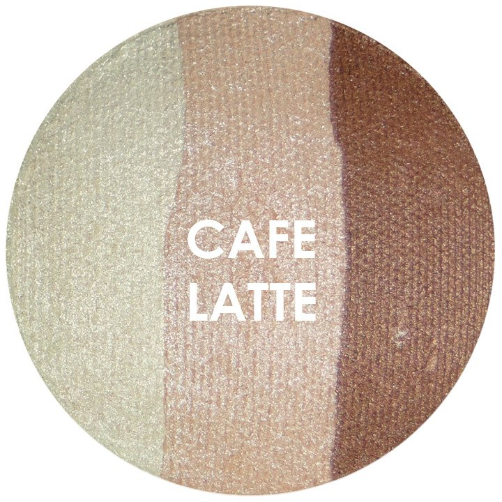 BAKED Eye Shadow Trio/ COLOR: Cafe Latte