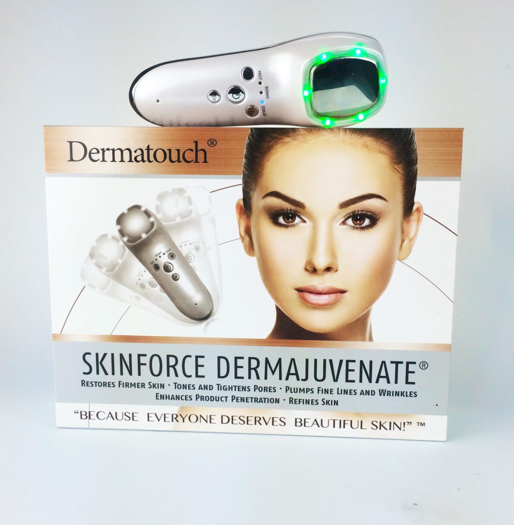 Must Have Facial Beauty Tool to Firm, Tighten and Tone: Dermatouch Skinforce Dermajuvenate