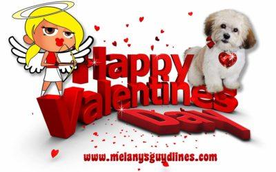 Happy Valentine's Day From Teddy Brewski And Melanysguydlines