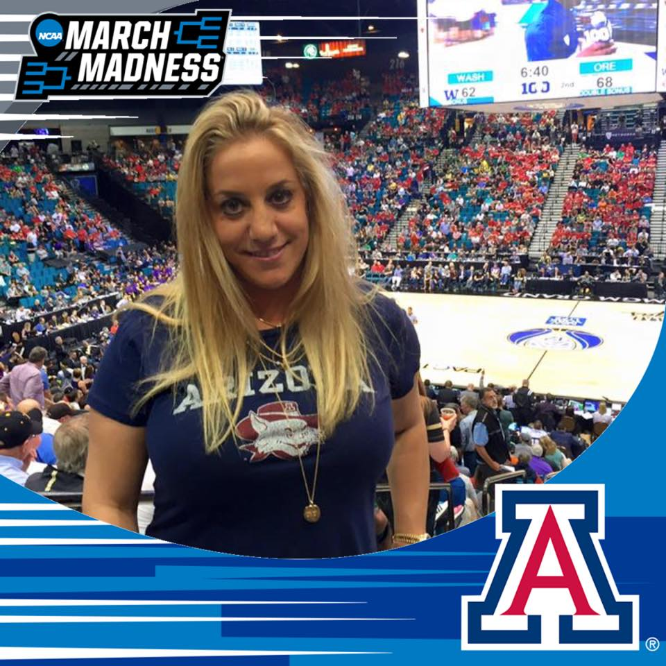 Plus, it is March and time for the Pac 12 Tournament and March Madness so what better way to start off this basketball fan's favorite time of year?