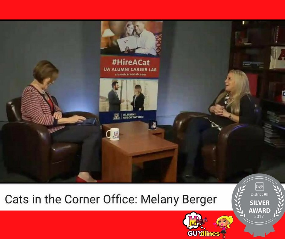Just In Time For March Madness: Melany Berger On Cats In The Corner Office