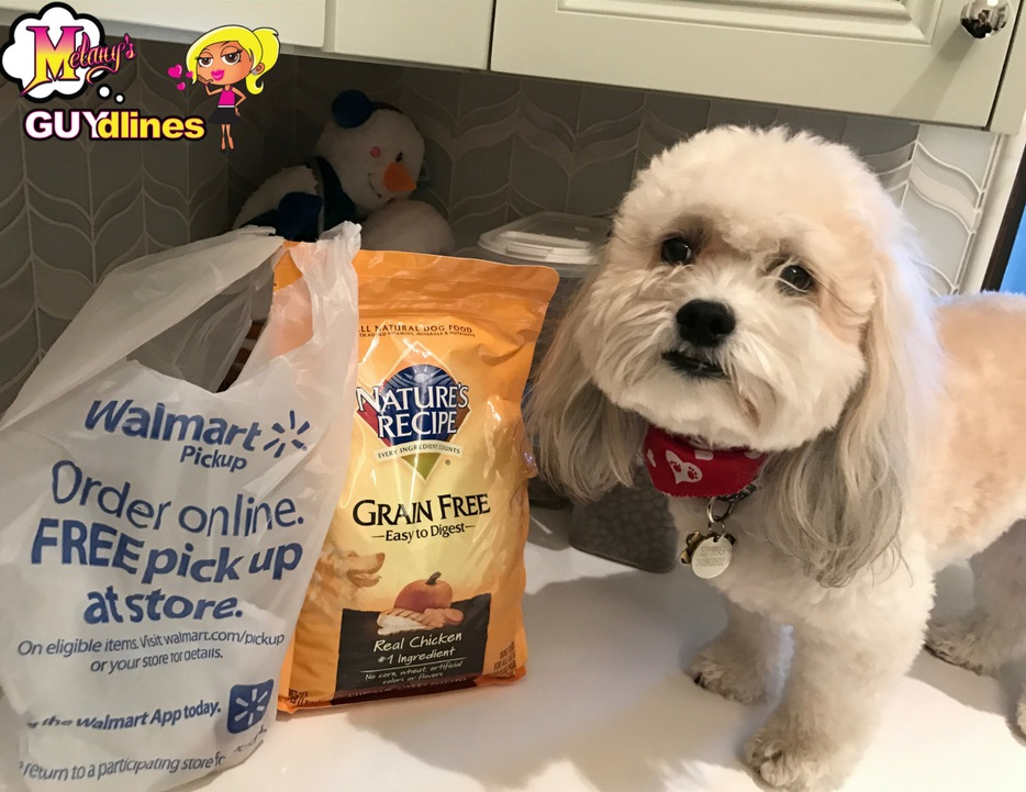 Paws Up, Tail Wagging: Nature's Recipe Now Available At Walmart