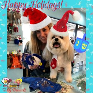 happy holidays and pawlidays snarky friends