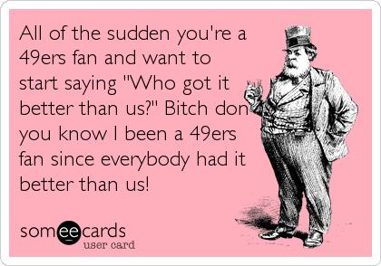 49ers fan
