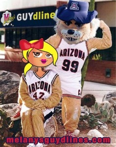 Pac 12 Basketball tournament in Las Vegas-arizona wildcats