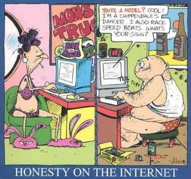 internet dating funny pics