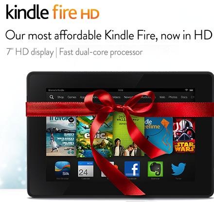 Kindle Fire!
