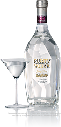 Purity Vodka!