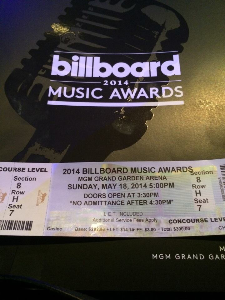 Billboard Music awards2014