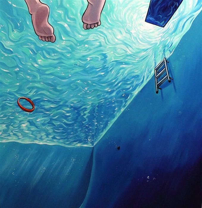 Swimming Pool Harris Johnson