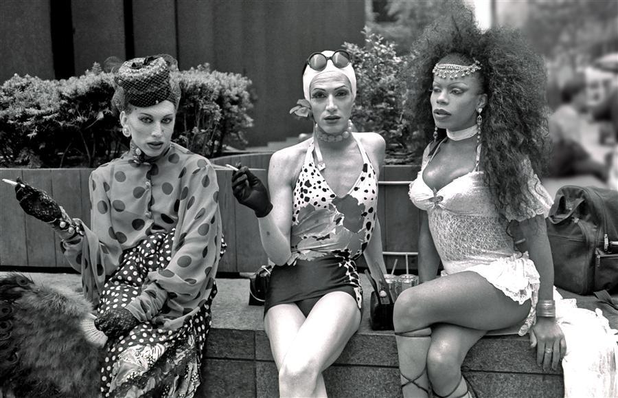 Transvestites by Glenn Losack