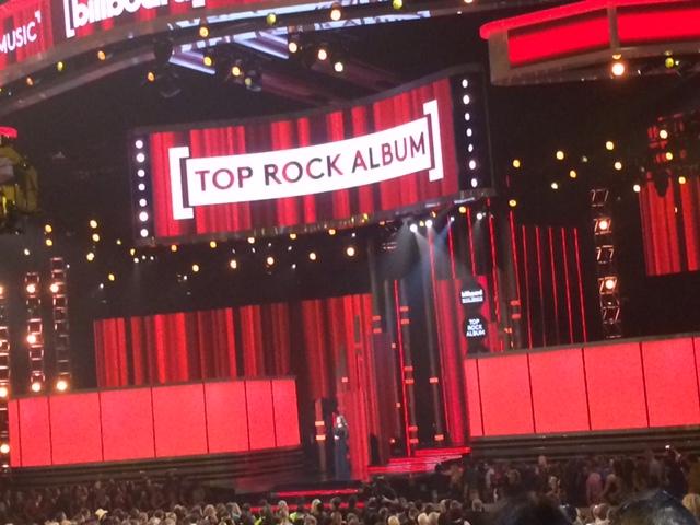 Billboard Music Awards ROCK 2014