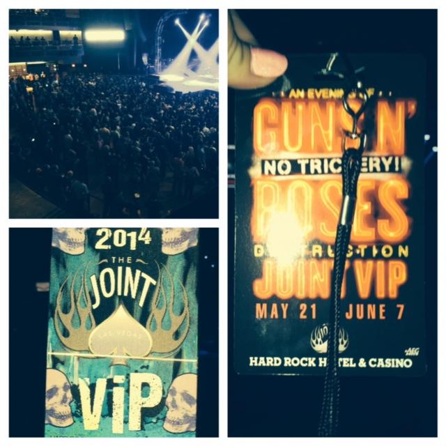 VIP BABY!