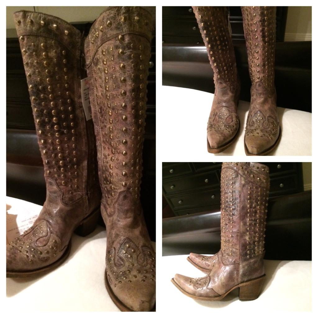 cowboy boots that rock