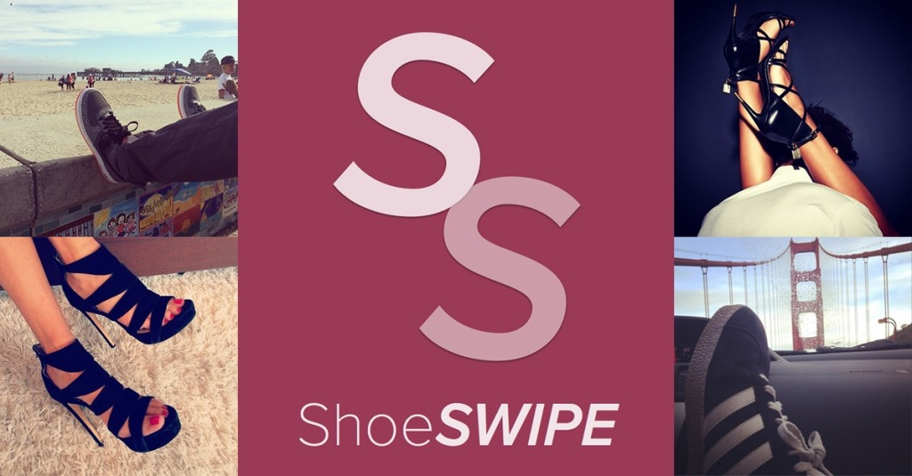 Tinder for Shoes? Shoe Swipe