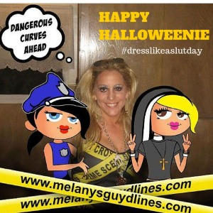 Happy Halloweenie - #dresslikeaslutday