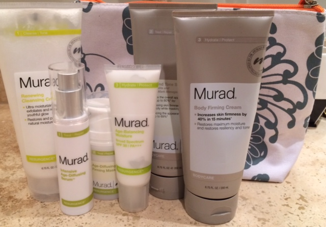 Win $400 of Murad Anti Aging and Skin Firming