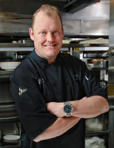 Chef Beau Macmillian from The Sancturary at Camelback Mountain